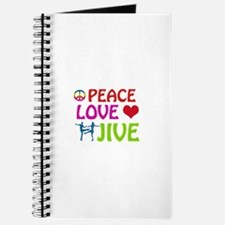 Peace Love Jive Journal