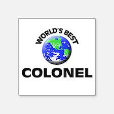 World's Best Colonel Sticker