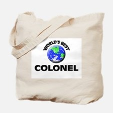 World's Best Colonel Tote Bag