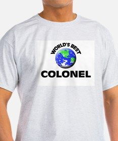 World's Best Colonel T-Shirt