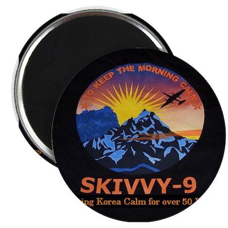 Skivvy 9 Magnet