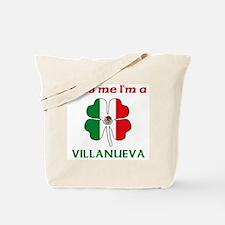 Villanueva Family Tote Bag