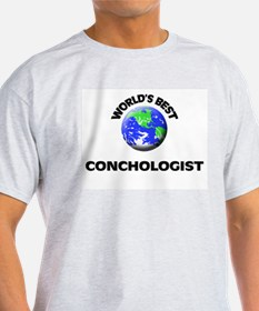 World's Best Conchologist T-Shirt