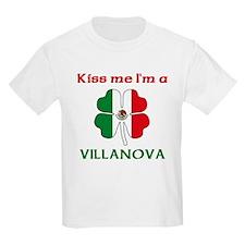 Villanova Family Kids T-Shirt