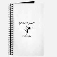 Pole Dancing my therapy Journal