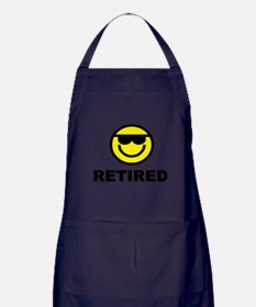 RETIRED Apron (dark)