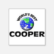 World's Best Cooper Sticker
