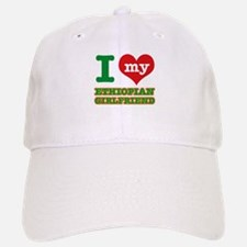 Ethiopian Girlfriend designs Baseball Baseball Cap
