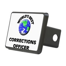 World's Best Corrections Officer Hitch Cover