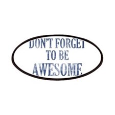 Funny Awesome designs Patches