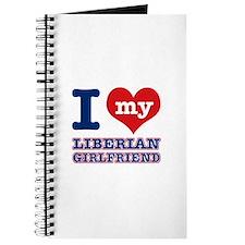Liberian Girlfriend designs Journal