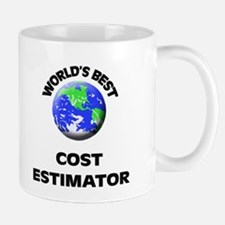 World's Best Cost Estimator Mug