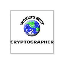World's Best Cryptographer Sticker