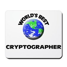 World's Best Cryptographer Mousepad