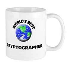 World's Best Cryptographer Mug