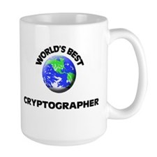 World's Best Cryptographer Mug