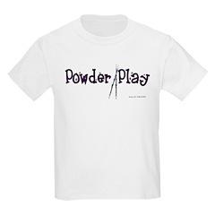 Powder Play Kids T-Shirt