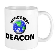 World's Best Deacon Mug