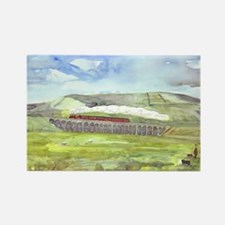 Ribblehead Viaduct Rectangle Magnet