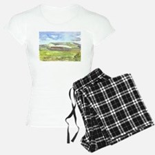 Ribblehead Viaduct pajamas