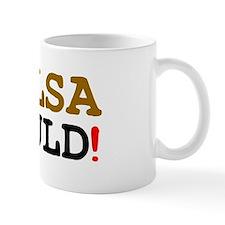 BALSA WOULD! Small Mug