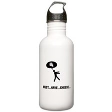Cheese Lover Water Bottle