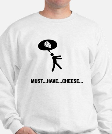 Cheese Lover Sweatshirt