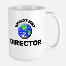 World's Best Director Mug