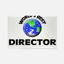 World's Best Director Rectangle Magnet