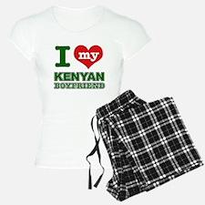 I love my Kenyan Boyfriend Pajamas