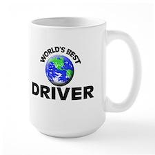 World's Best Driver Mug