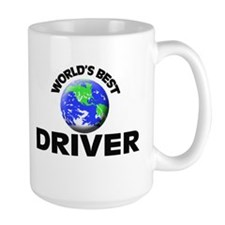 World's Best Driver Mug