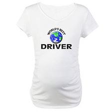 World's Best Driver Shirt