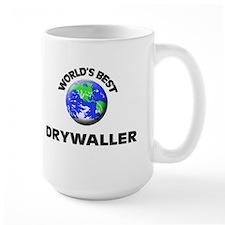 World's Best Drywaller Mug