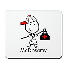 Medical - McDreamy Mousepad