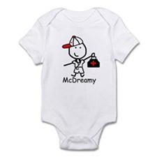 Medical - McDreamy Infant Bodysuit