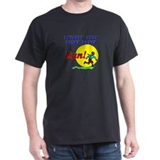 Release Your Inner Child...Run! T-Shirt