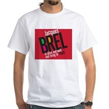 Jacques Brel T-Shirt
