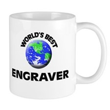 World's Best Engraver Mug
