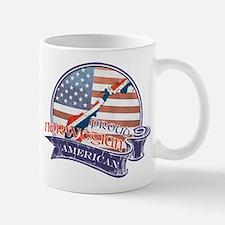 Proud Norwegian American Mug