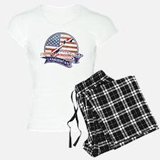 Proud Norwegian American Pajamas