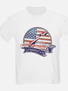 Proud Norwegian American T-Shirt