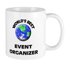 World's Best Event Organizer Mug