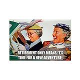 Funny retirement Single