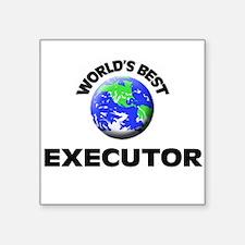 World's Best Executor Sticker