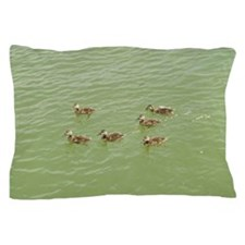 Baby Ducks Pillow Case