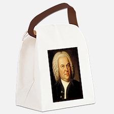 Johann Sebastian Bach Canvas Lunch Bag