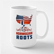 American Norwegian Roots Mug