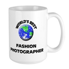 World's Best Fashion Photographer Mug