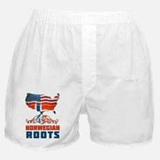 American Norwegian Roots Boxer Shorts